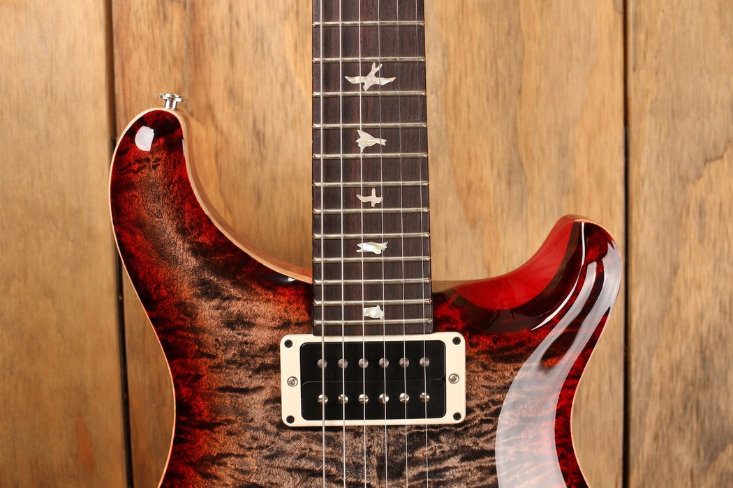 PRS 35th Anniversary Custom 24 Charcoal Cherry Burst #0303739