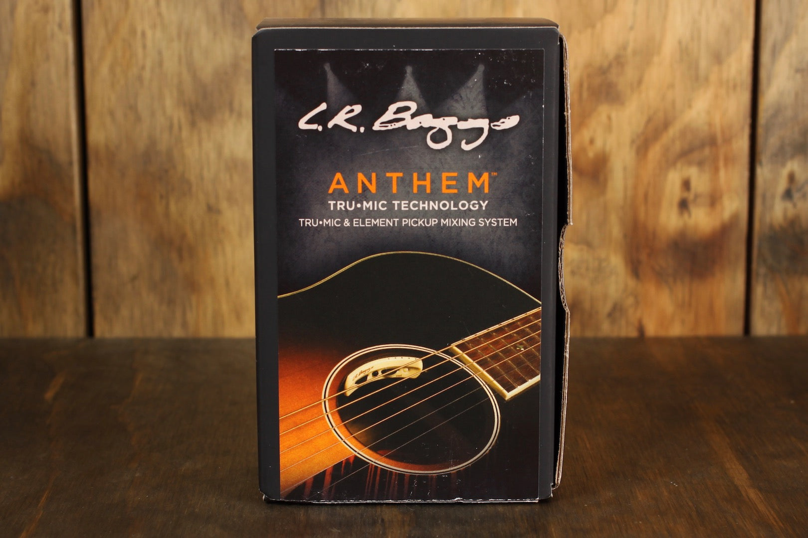 LR Baggs Anthem Acoustic Guitar Pickup + Microphone