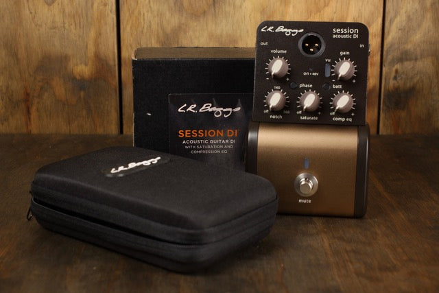 LR Baggs Session DI