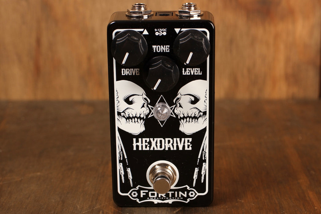 Fortin Amplification Hexdrive Metal