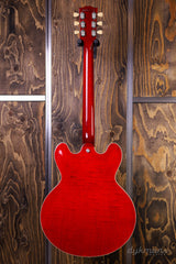 Ibanez AS63-MTB Artcore Coral Pink