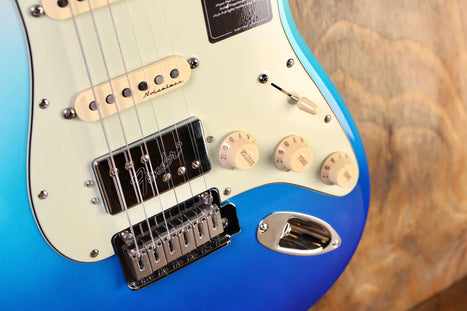 PRS SE Custom 24 LTD. Roasted Maple Whale Blue