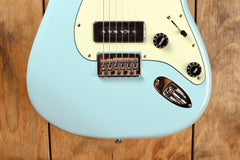PRS SE Custom 24 LTD. Roasted Maple Floyd Whale Blue
