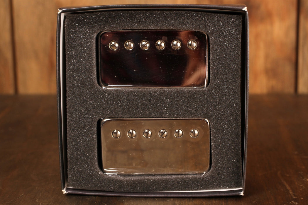 Bare Knuckle Bootcamp Brute Force Humbuckers Nickel 50mm