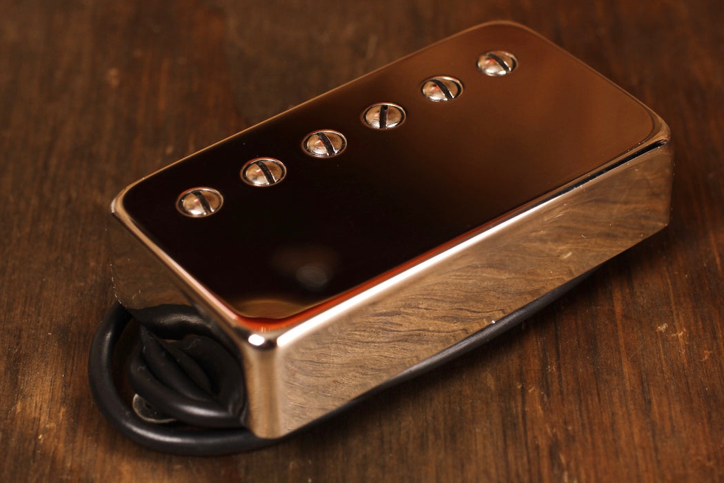 Bare Knuckle Bootcamp True Grit Nickel Humbucker Set 53mm