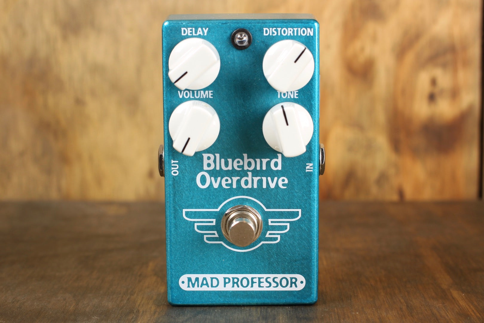 Mad Professor Bluebird Overdrive