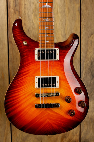 PRS Private Stock McCarty 594 Pernambuco FB Citrine Glow Smoked Burst #7698 (Reserved)