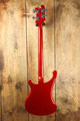 Rickenbacker 4003 Ruby Red