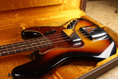 Fender Custom Shop 64 Jazz Bass Journeyman Relic 3TS