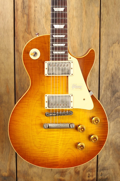 Gibson Custom '58 Les Paul Standard Royal Teaburst VOS