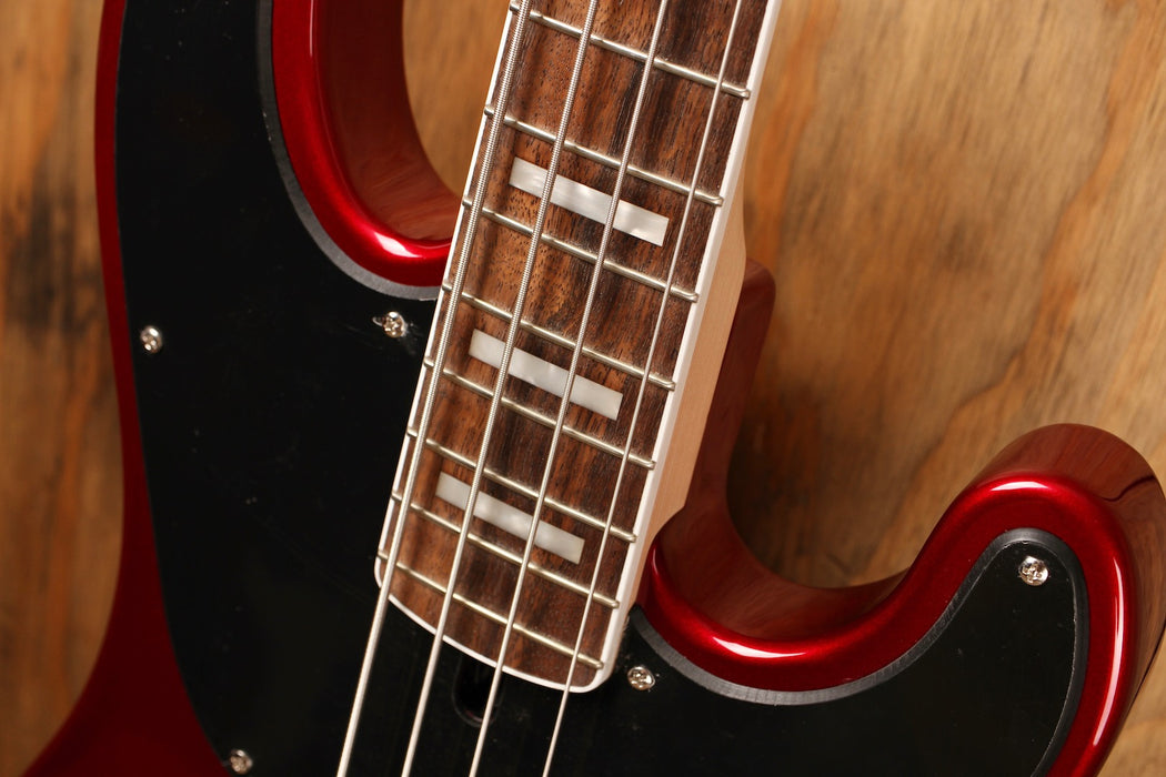 Lakland Skyline 44-51 Candy Apple Red