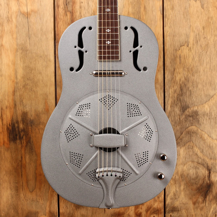 Gold Tone Paul Beard Metal Body Resonator Guitar