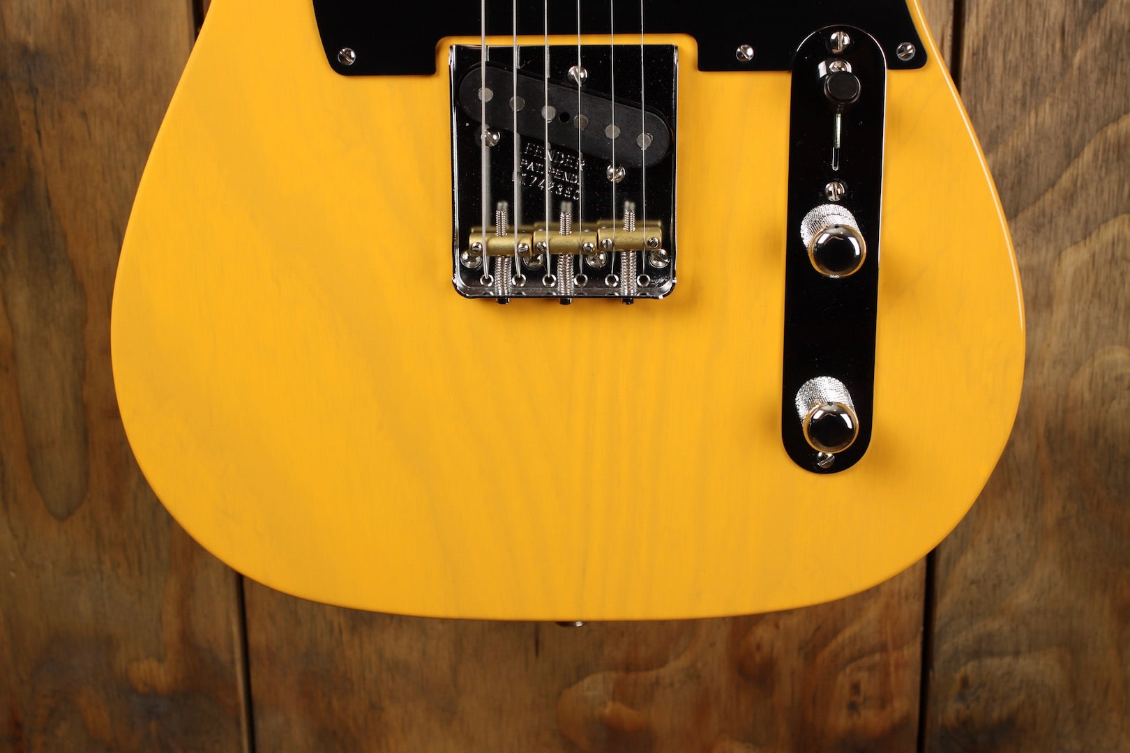 Fender American Original 50's Telecaster MN Butterscotch Blonde