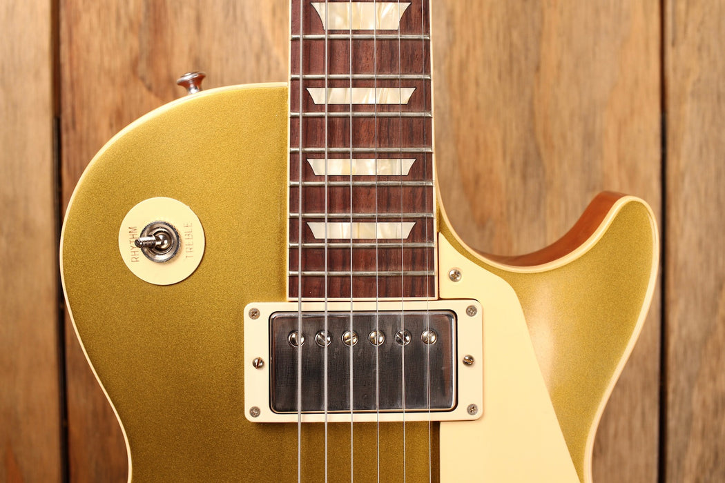 Gibson Custom Shop 1957 Les Paul Goldtop Double Gold