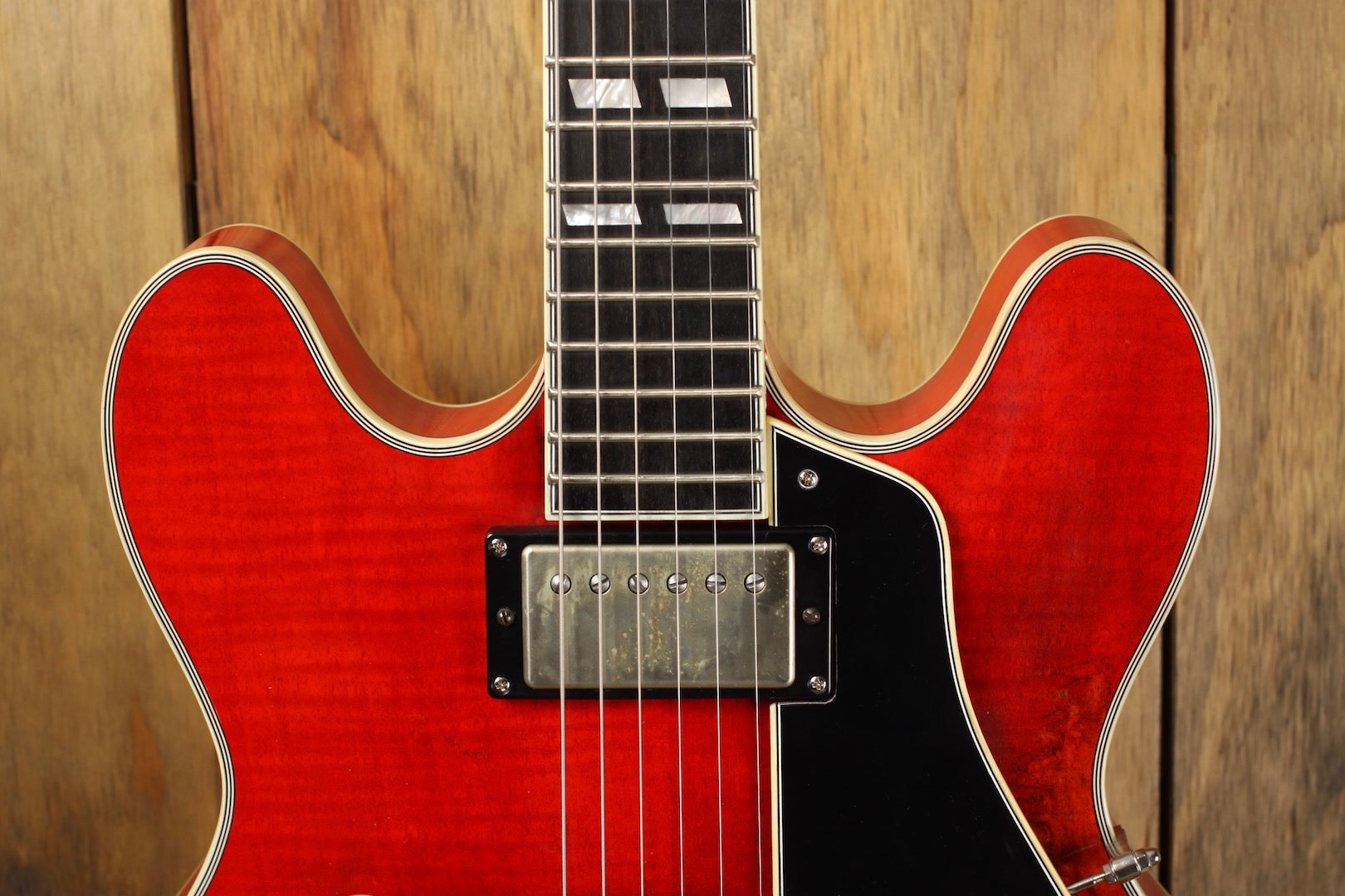 Eastman T59/v Antique Red