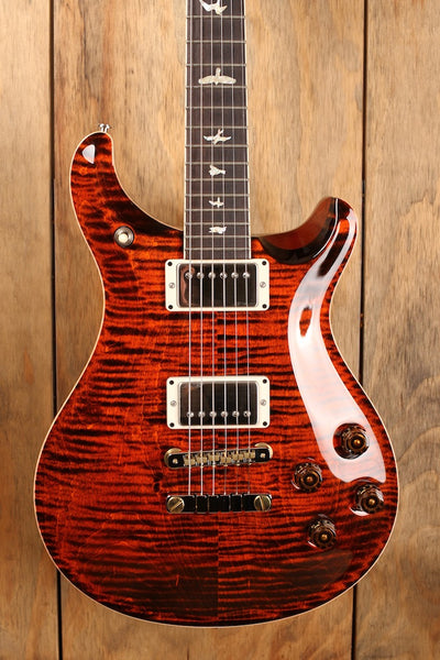 PRS McCarty 594 Orange Tiger 2020 #0297602