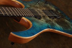 Mayones Duvell 6 Elite Trans Jeans 2-Tone Blue Burst Satin