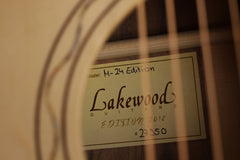 Lakewood M-24 Edition 2018 Grand Concert