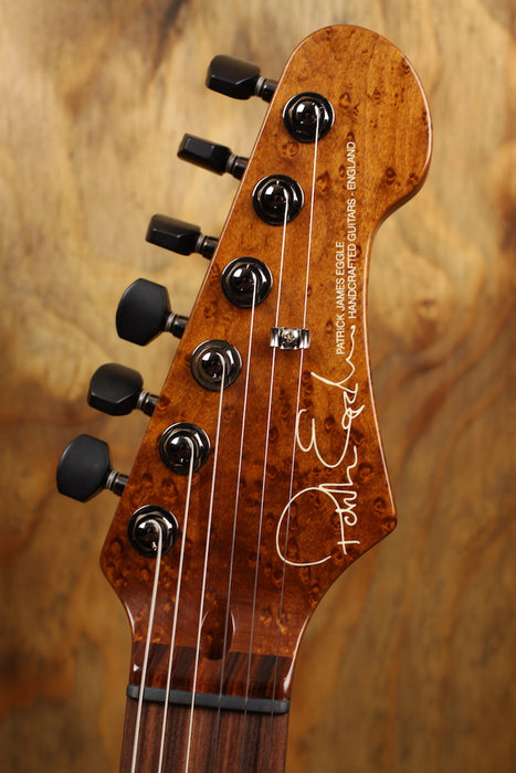 Patrick James Eggle '96 Drop Top Spalted Maple
