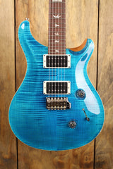 PRS Custom 24 Blue Matteo