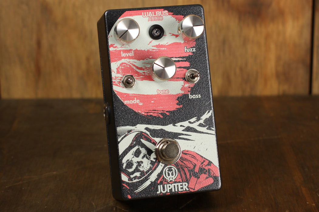 Walrus Audio Jupiter V2 Fuzz