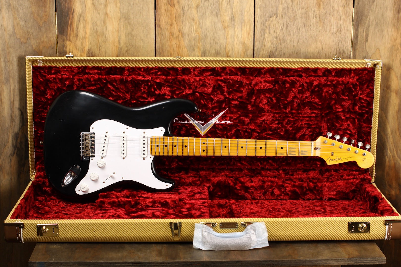 Fender Limited Edition Eric Clapton 30th Anniversary Stratocaster