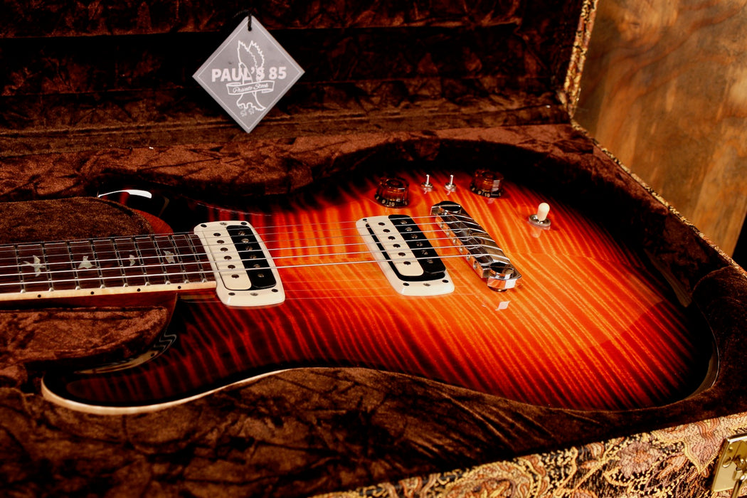 PRS Private Stock Paul's 85 Electric Tiger Glow