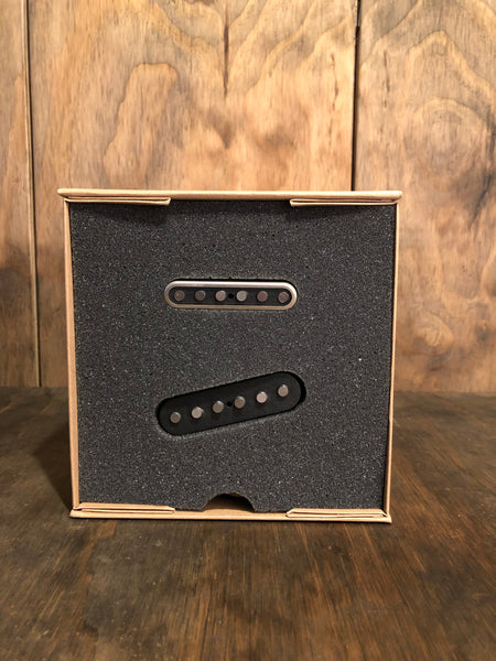 Apollo Pickups T-Style Open Cover Set
