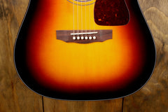 Guild D-40 Antique Burst USA