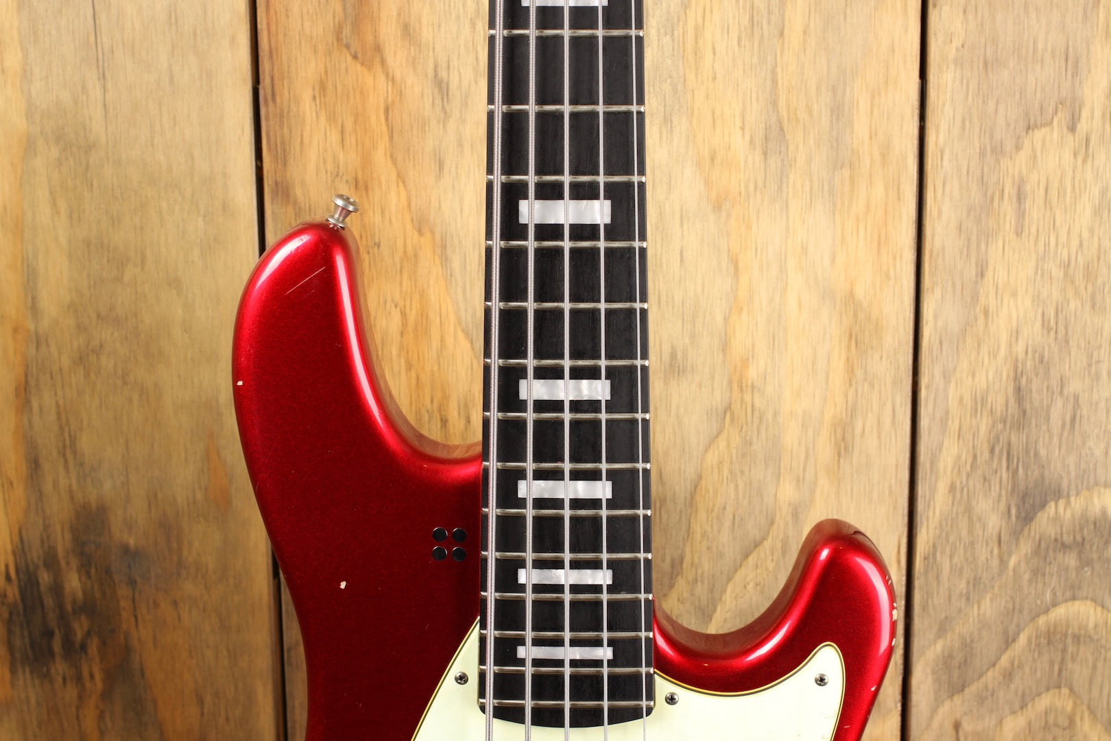 Sandberg California II VM 5 Hardcore Aged Metallic Red