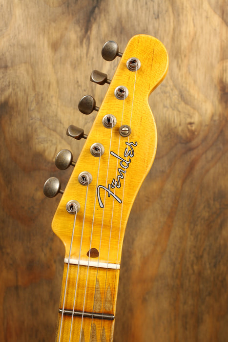 Fender 1951 Nocaster Journeyman Relic Faded Nocaster Blonde