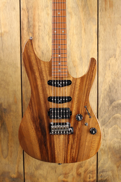 Ibanez TQM-1 Tom Quayle Signature Natural