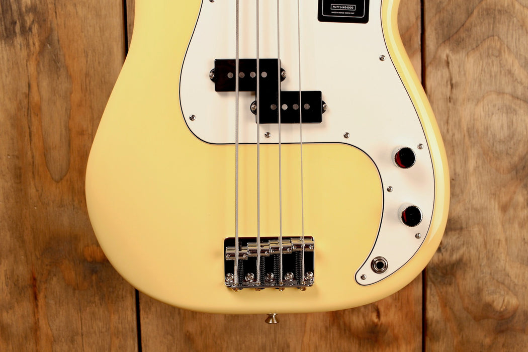 Fender Player Precision Bass MN Buttercream