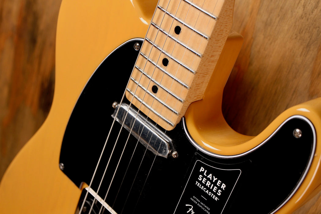 Fender Player Telecaster MN Butterscotch Blonde