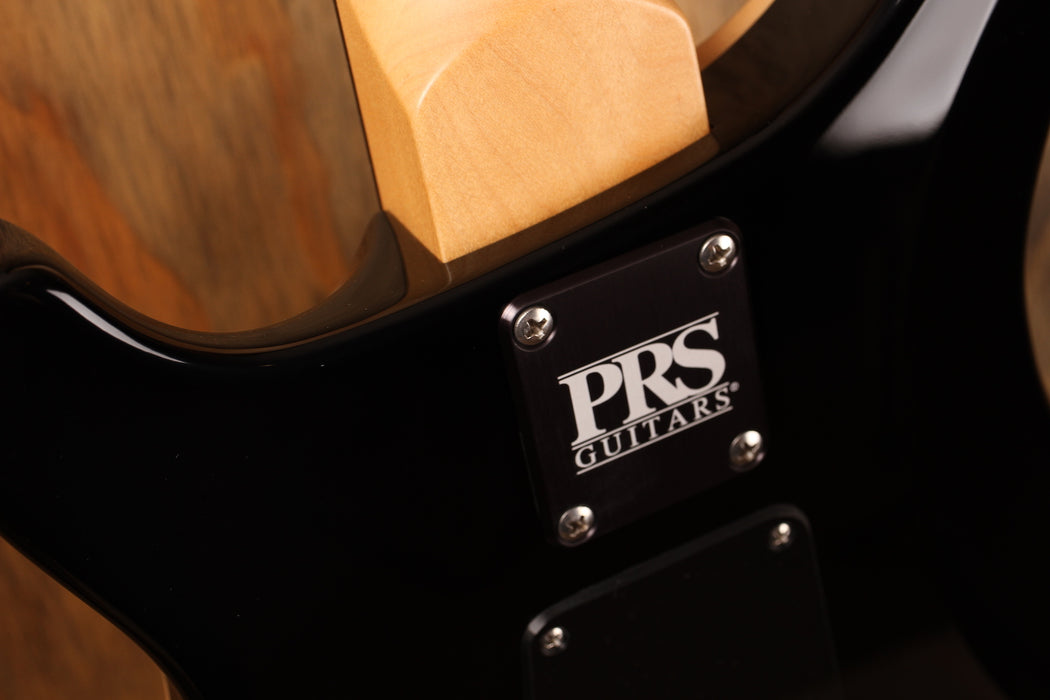 PRS CE24 Semi-Hollow Black