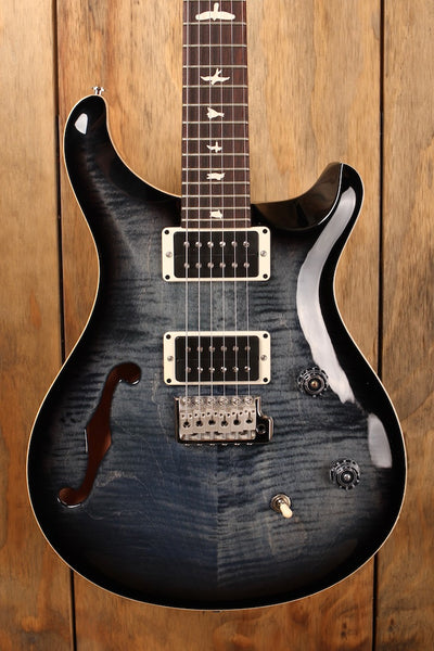 PRS CE24 Semi-Hollow Faded Blue Smokeburst