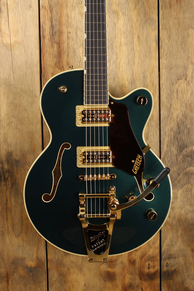 Gretsch G6659TG Broadkaster Junior Green
