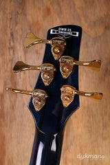 PRS Special 22 Semi-Hollow Faded Black Gold Limited Edition