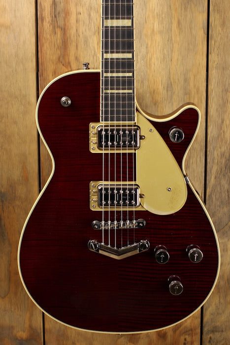 Gretsch G6228FM Players Edition Jet Dark Cherry Stain
