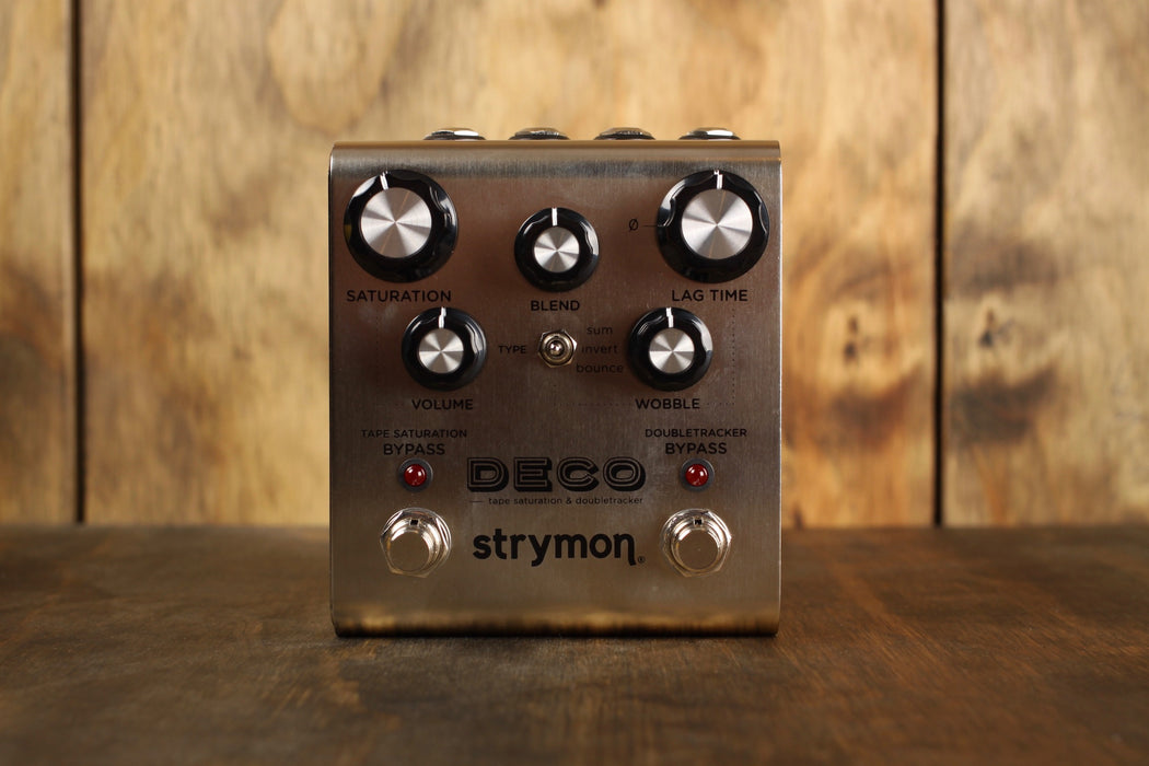 Strymon Deco Tape Saturation