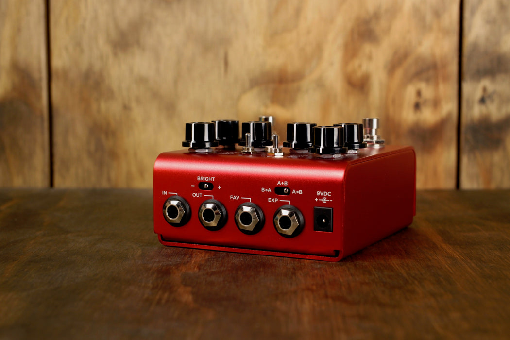 Strymon Sunset Dual-Overdrive