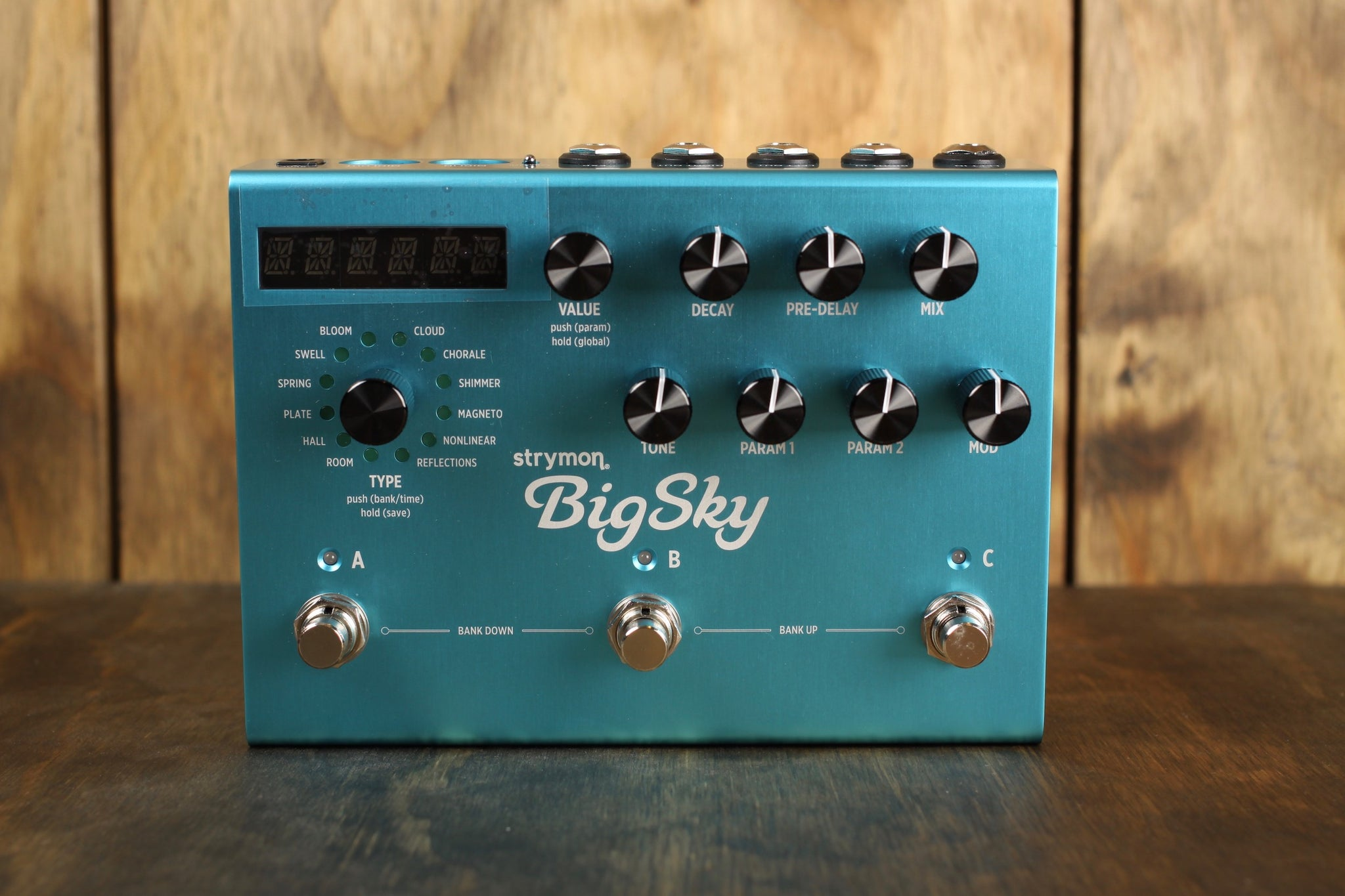 Strymon Big Sky Multi-Reverb