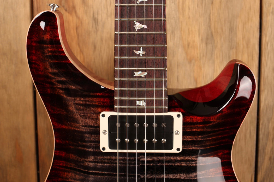 PRS 35th Anniversary Custom 24 Charcoal Cherry Burst