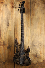 Mayones Jabba 4 VF Eye Poplar Trans Black Gloss