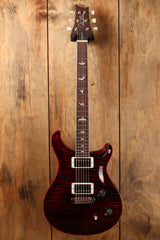 PRS McCarty 10-Top Fire Red Wrap (Custom Color)