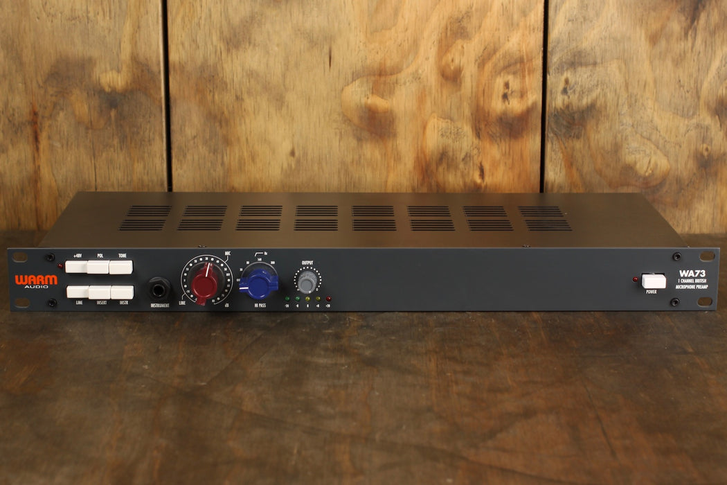 Warm Audio WA-73 Microphone Preamp