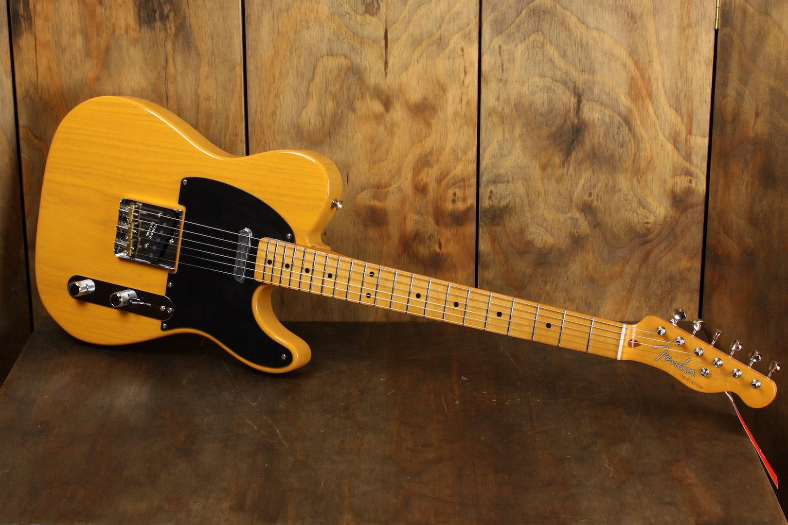 Fender Vintera '50s Telecaster Modified Butterscotch Blonde