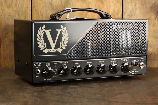 Victory Amps V30 MKII Compact Head