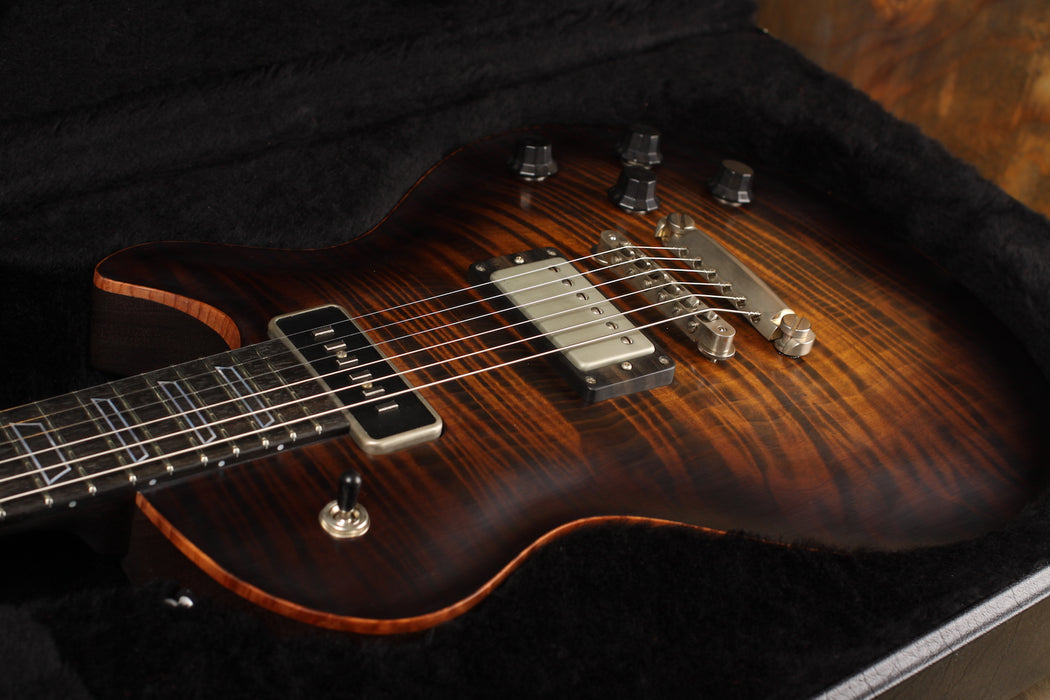 Patrick James Eggle Macon Single Cut Redwood