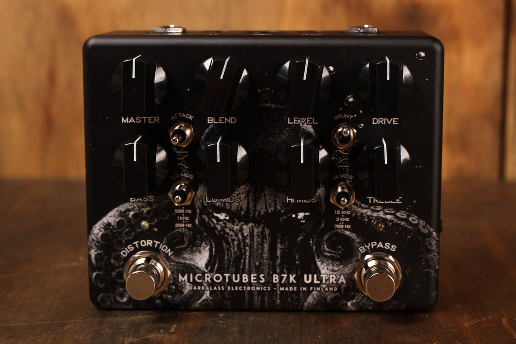 Darkglass Microtubes B7K Ultra V2 Aux - The Squid Limited